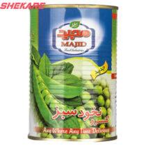 کنسرو نخود سبز مجید - 400 گرم