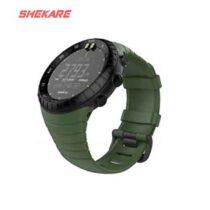 ساعت تاکتیکال سبز