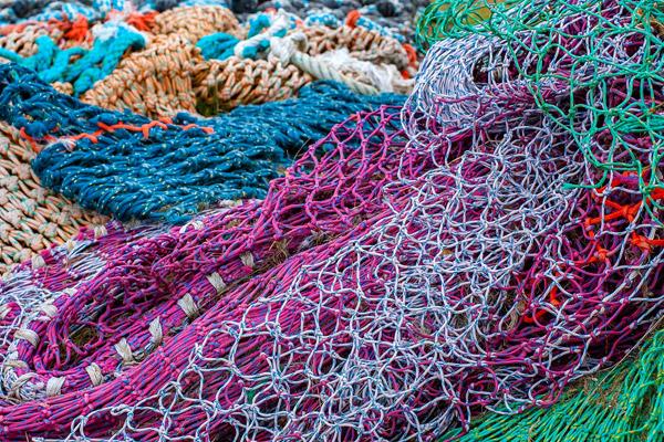 مقایسه انواع تور ماهیگیری