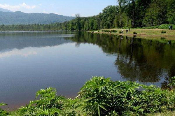 دریاچه الندان, بهترین کمپهای ماهیگیری,ماهیگیری,کمپ ماهیگیری